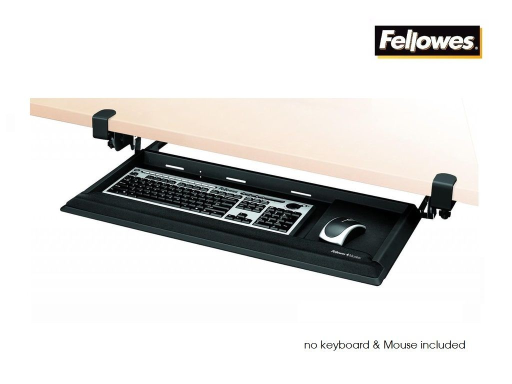 Fellowes - FW80383 - Underdesk Keyboard Drawer