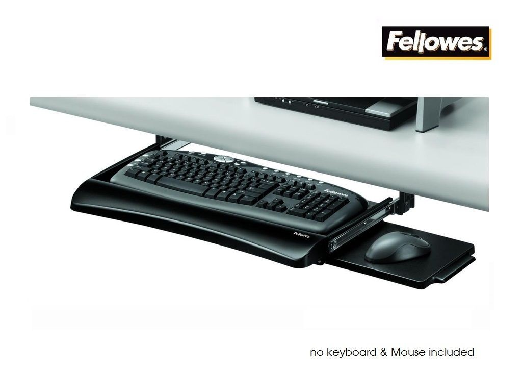 Fellowes - FW91403 - Underdesk Keyboard Drawer