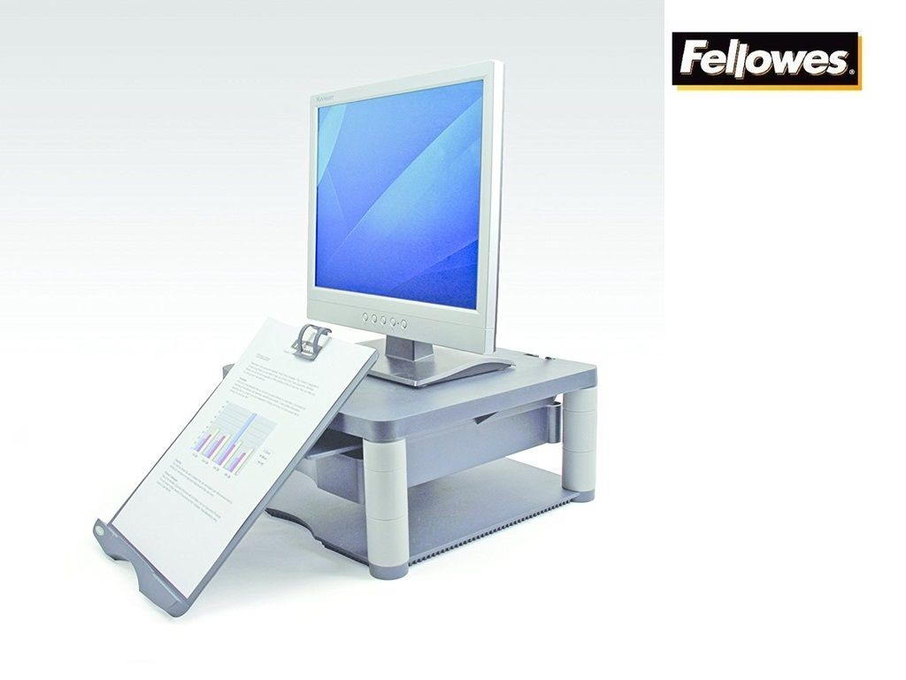 Fellowes - FW9169501 - Muti-function Monitor Riser