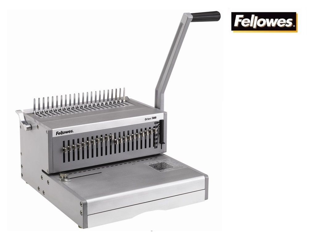 Fellowes - Orion 500 - Manual Plastic Comb Binder