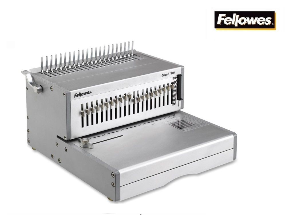 Fellowes - Orion E-500 - Electric Plastic Comb Binder