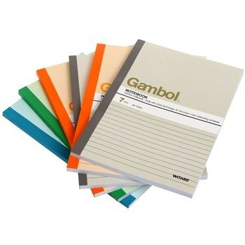 Gambol - G5807 - Note Book A5 (80page)