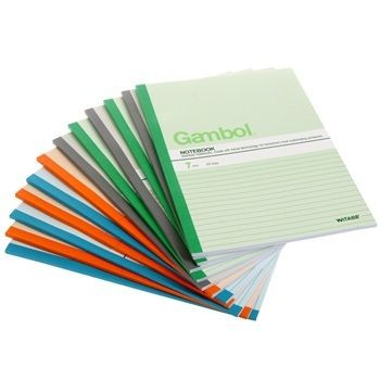 Gambol - G6507 - Note Book B5 (50page)