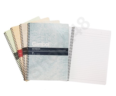 Gambol - S5507 - String Note Book A5 (50page)