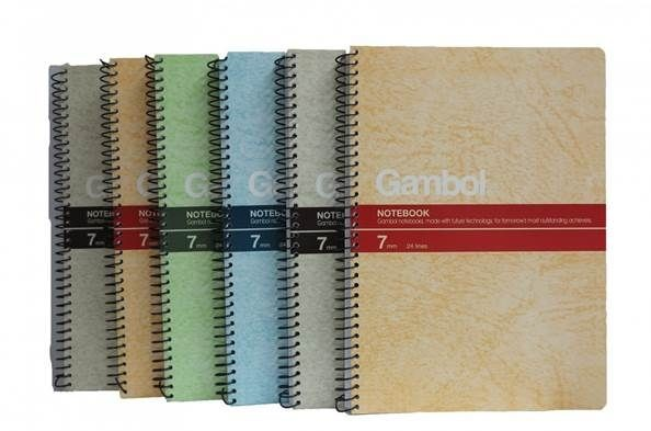 Gambol - S5807 - String Note Book A5 (80page)