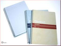Gambol - S6807 - String Note Book B5 (80page)
