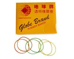 Globe - Rubber Band 1.75in 50g