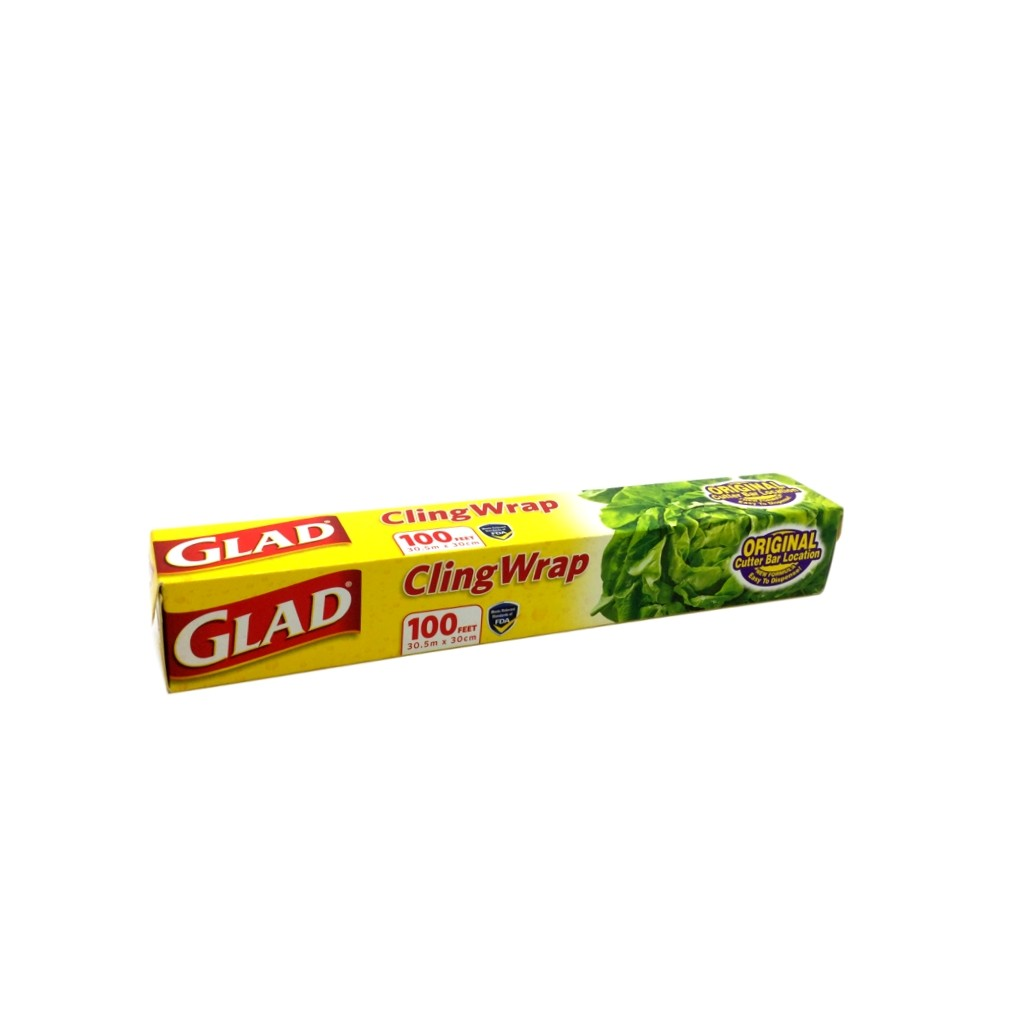 Glad - Cling Wrap 200ft
