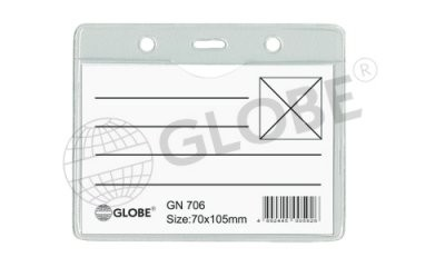 Globe - GN706 - Name Badge (Horizontal)