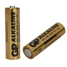 GP - 3A Super Alkaline Battery (2s)