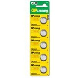 GP - CR2025 - Lithium Button Cell 3V (5s)