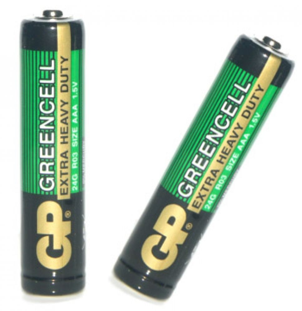 GP - 3A Greencell Battery (2s)
