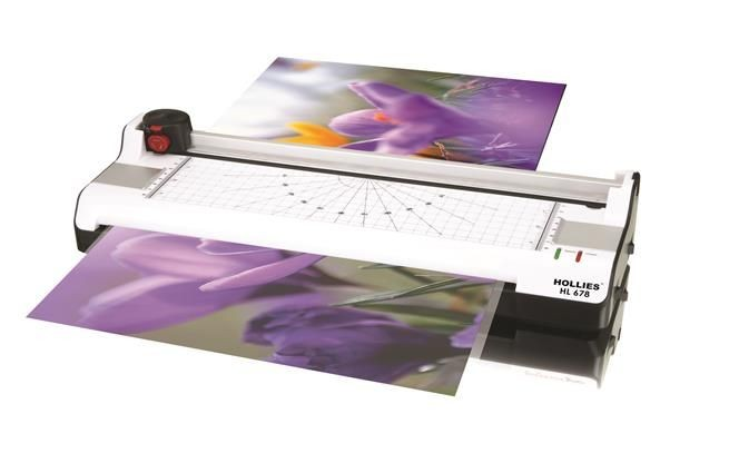 Hollies - HL678 - 3 in 1 Laminator A3