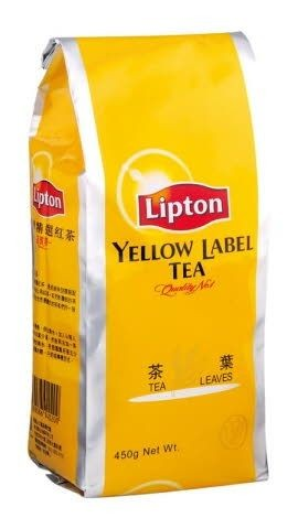 Lipton - Yellow Label Tea Bag 450g