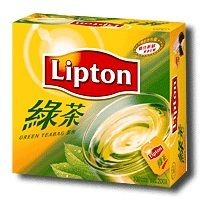 Lipton - Asian Tea Green Tea Bag 100s