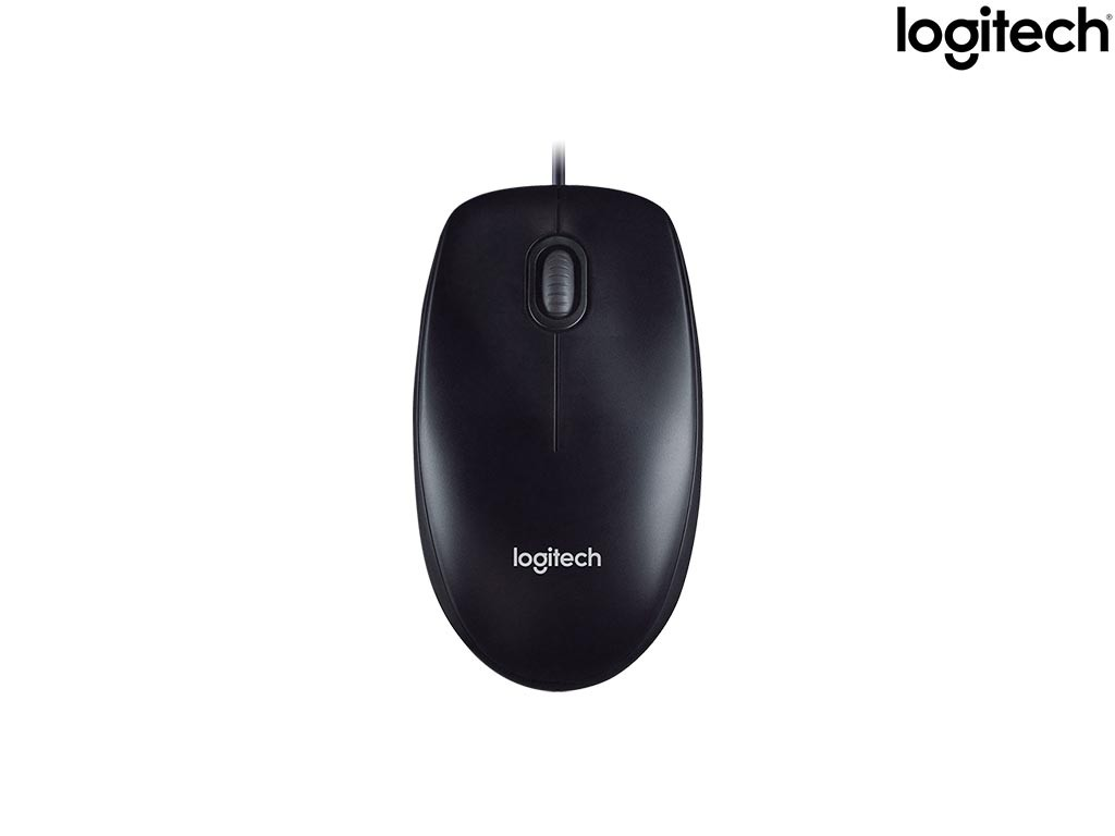 Logitech - M100R - Optical USB Mouse