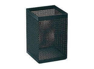 Deli - 908 - Metal Square Pen Holder