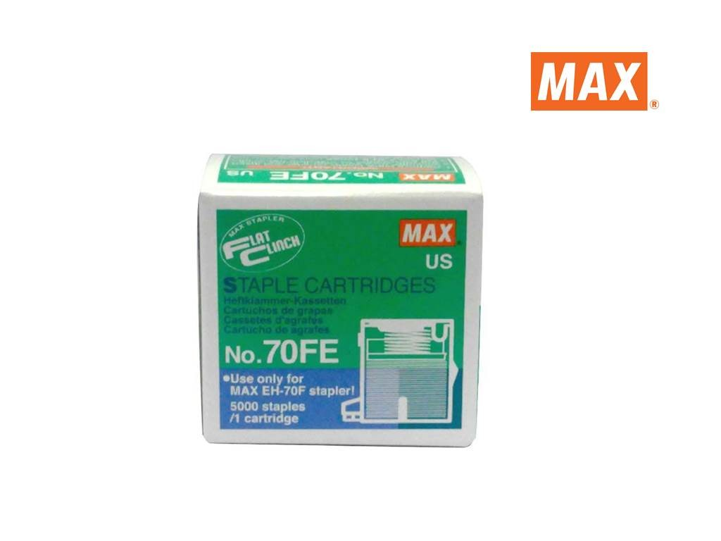 Max - 70FE - Electric Staples 5,000s