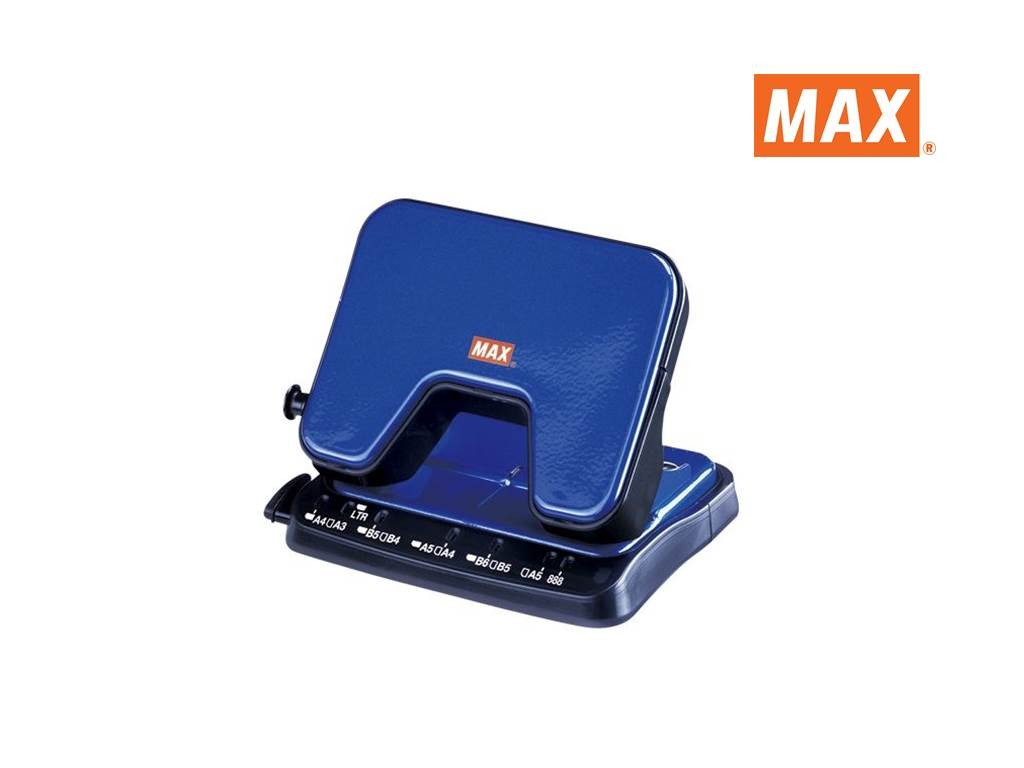Max - DP-25T - 2-Hole Punch