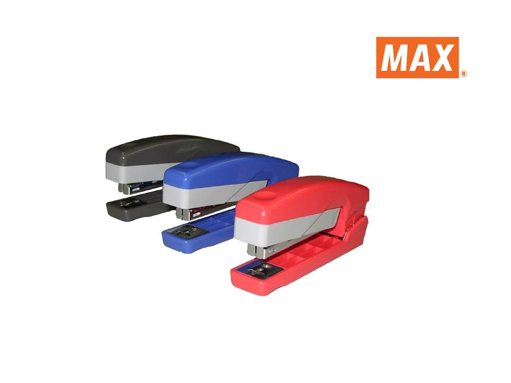 Max - HD-10V - Swivel Stapler <Blue>