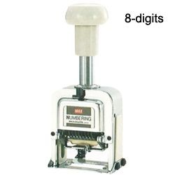 Max - N807 - Numbering Machine 8-Digit