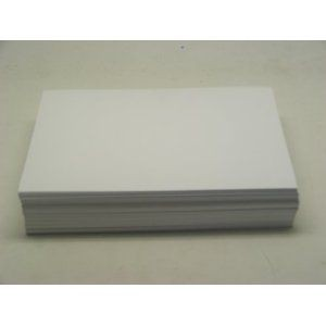 CW10 White Card A4 230g