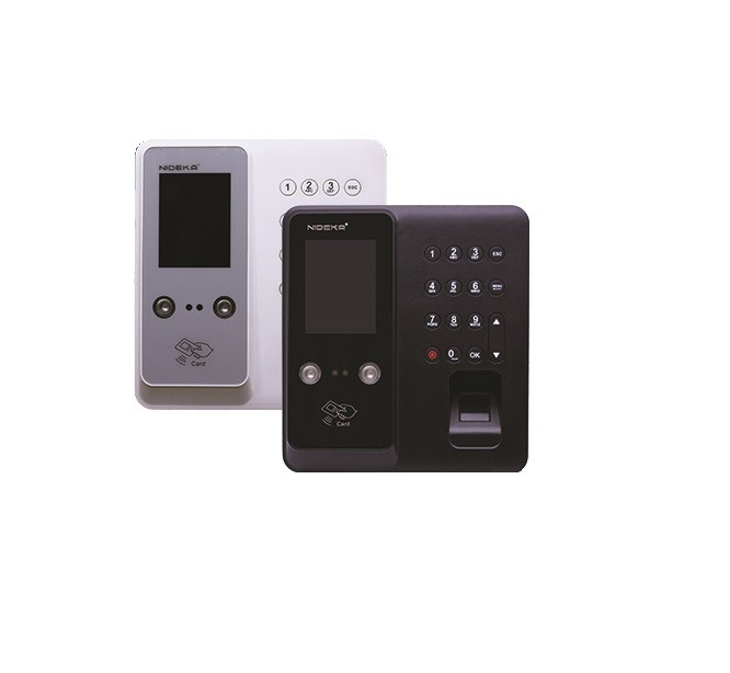 Nideka - UTF-610 - Face & Fingerprint Attendance Device
