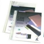 DataBase - RCP-3720 - Clear Book Refill F4 <20s/pack>