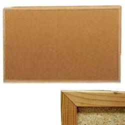 Corkboard Wooden Frame 2x3ft