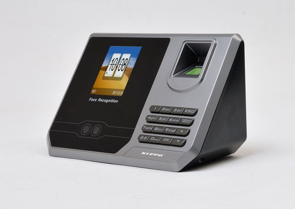 Nippo - TA-395 - Face and Fingerprint Time Attendance System