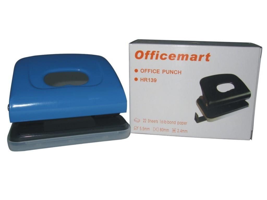 Officemart - HR-139 - 2-Hole Punch