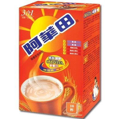 Ovaltine - 3 in 1 Nutritious Malt Milk 10s