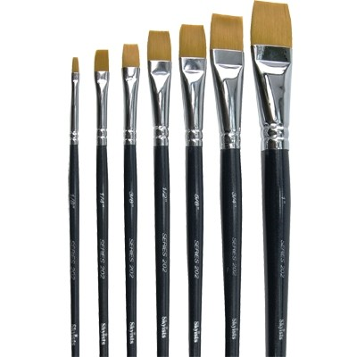 NO 4 Painting Brush 12s