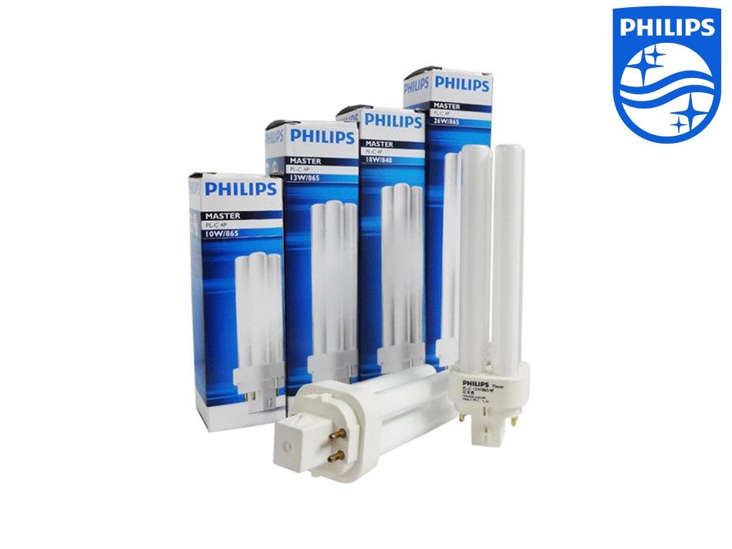 (m)Philips - PL-C/4P 18W/840 Energy Savers