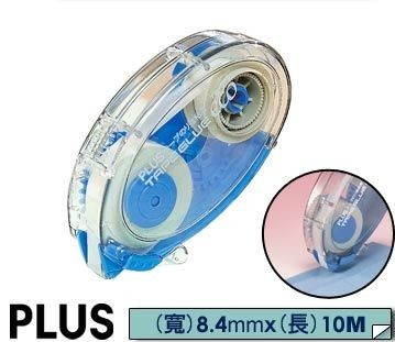 Plus - TG-210 - Double Glue Tape 8.4mmx10m