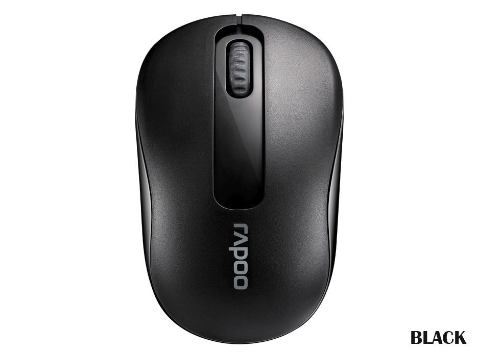 Rapoo - M10-B - 2.4G Mini Wireless Optical Mouse