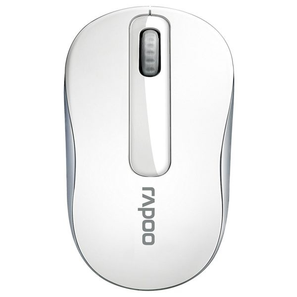Rapoo - M10-W - 2.4G Mini Wireless Optical Mouse