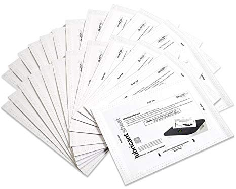 Shredder Oil Sheets 12s