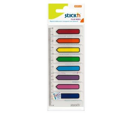 StickN - 21466 - Arrow Film Index 45x12mm