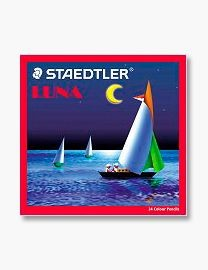 Staedtler - 13710C24 - Luna Color Pencil 24s