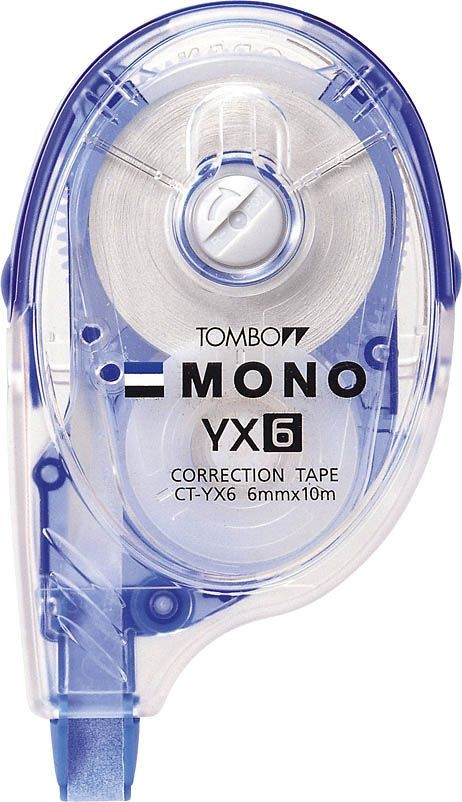 Tombow - CT-YR6 - Correction Tape Refill 6mm x 12m