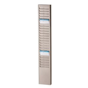 Time Card Rack Stand 25s