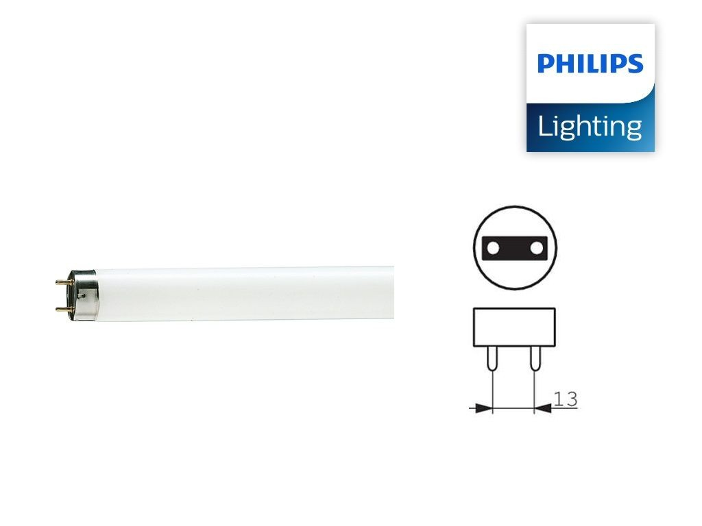 (m)Philips - TLD - T8 18W/33 Ess. Fluorescent Lamp