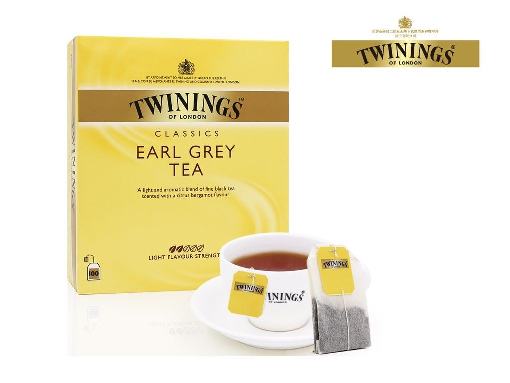 Twinings - Earl Grey Teabags