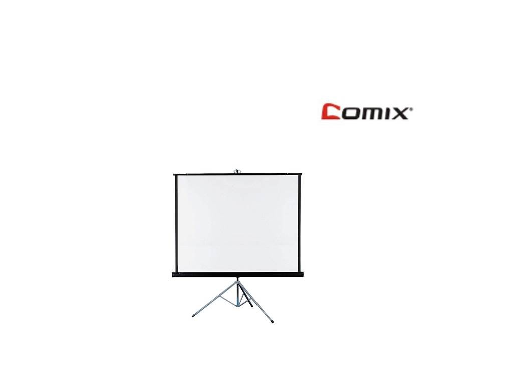 Quartet - Tripod Projector Screen 70x70""