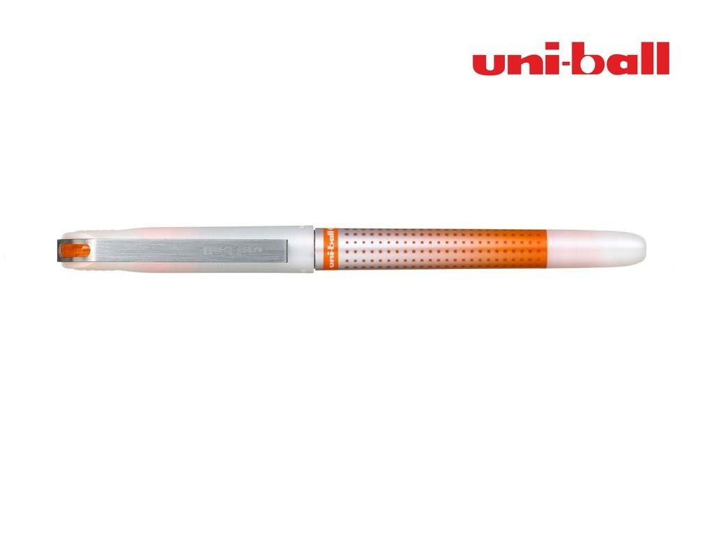 UNI - UB-187S - Eye Needlepoint Roller Ball Pen <Orange>
