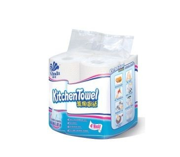 Vinda - Kitchen Towel 2ply  (4 Rolls/Pack)