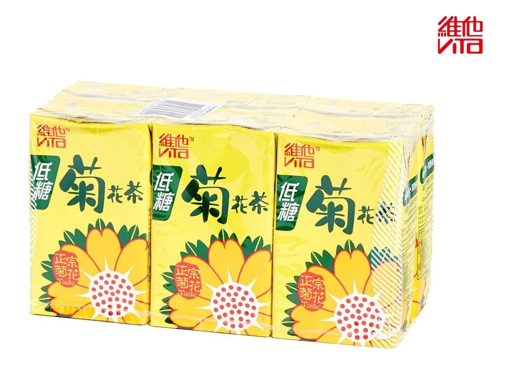 Vita - Low Sugar Chrysanthemum Tea 250ml 6s