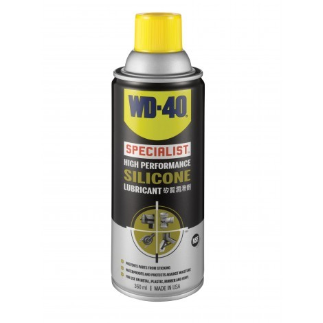 WD-40 - 35002 - High Performance Silicone Lubricant 360ml