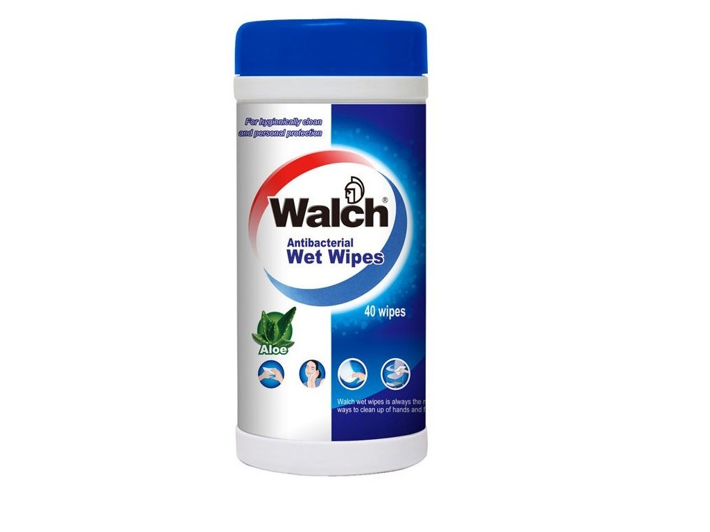 Walch - Wet Tissue 40s